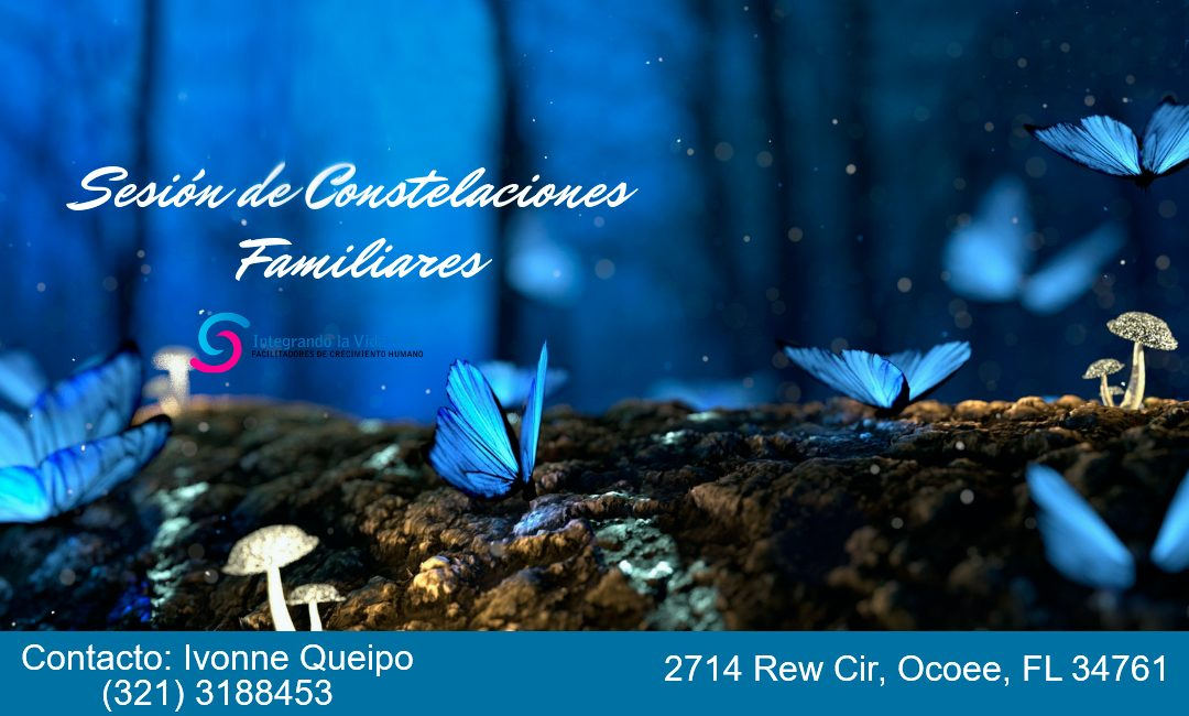 Constelaciones Familiares por primera vez en Orlando